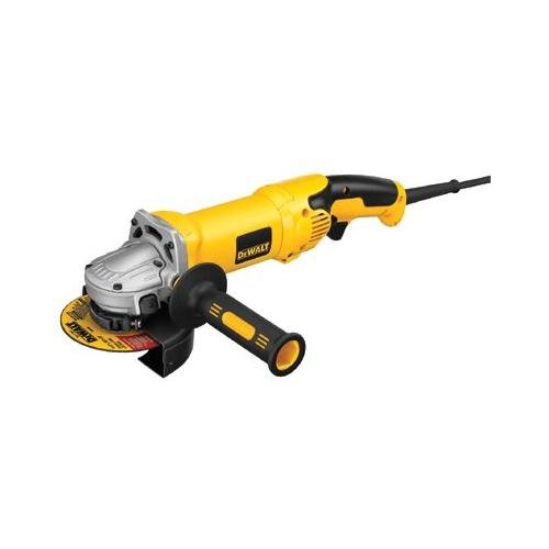 DEWALT D28065 5-Inch/6-Inch High Performance Grinder with Trigger Grip