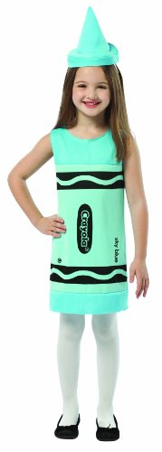 [Rasta Imposta Crayola Tank Dress, 4-6, Sky Blue] (Womens Tank Dress Wonder Woman Costumes)