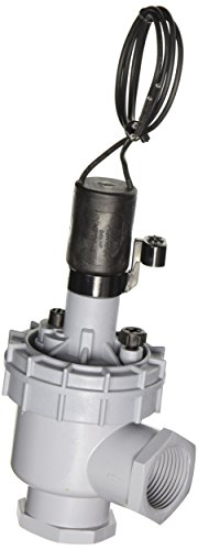 Irritrol 2600TF Angle Valve NPT Threaded with Flow Control, 1