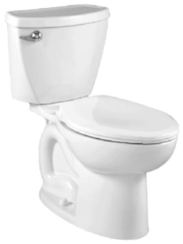 American Standard 2232.128US.020 Two-Piece Cadet 3 Flowise Elongated, (Cadet 3 Elongated Bowl)
