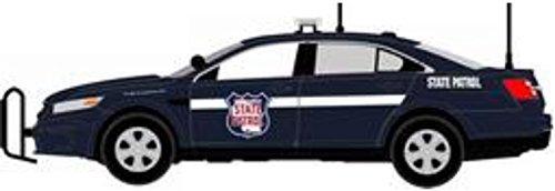 FIRST RESPONSE Ford Taurus interceptor Wisconsin - Car Taurus Ford Police