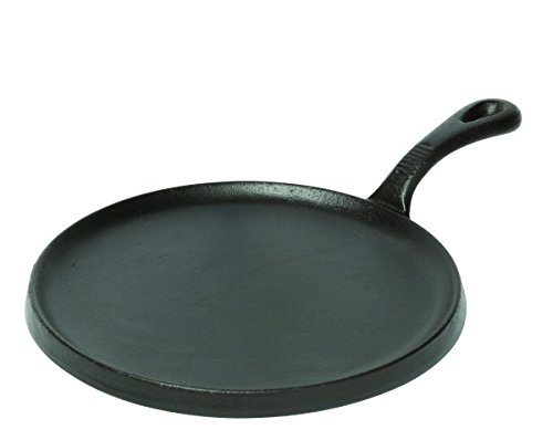 8 inch cast iron griddle - 7