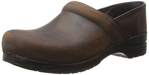 Dansko Professional Oiled Narrow Clog - Women's Antique