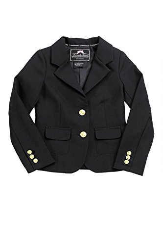 French Toast Girl' Dress Blazer(Junior Sizes) Black L 11/13 Jr by French Toast (Image #2)'