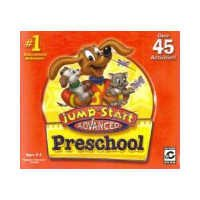 Jump Start Advanced Preschool ~ Version 1.0 (Windows/Macintosh) [3 CD-ROM (Jumpstart Set)
