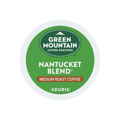 Green Mountain Coffee Roasters Nantucket Blend Keurig Single-Serve K-Cup Pods, Medium Roast Coffee, 72 Count by Green Mountain Coffee