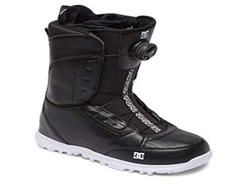 DC Shoes Womens Lotus BOA Snowboard Boots ADJO100016, Black, 8.5