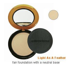 Colorescience Pro Pressé Mineral Compact - léger comme une plume