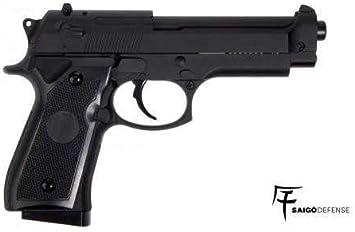 Pistola SAIGO 92 6mm (Tipo Beretta 92)