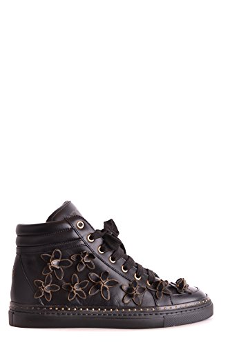 Pelle Top Hi DSQUARED2 Sneakers Nero MCBI107212O Donna 5HfqX6qw