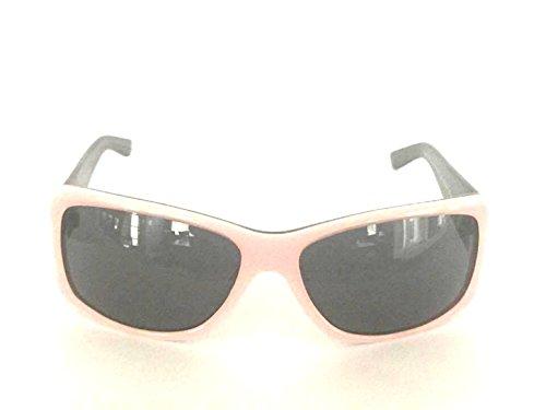 Divine Serenity Pink/Olive/Clear - Smoke Lens - Sunglasses Divine