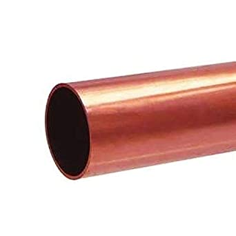"1-1//4/"" inch Diameter Type L Copper Pipe//Tube x 1/' Length"