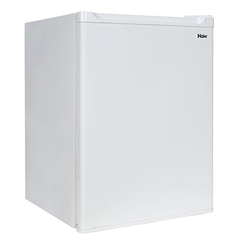 Haier HC17SF15RW 1.7 Cubic Feet Refrigerator/Freezer, Energy Star Qualified, White