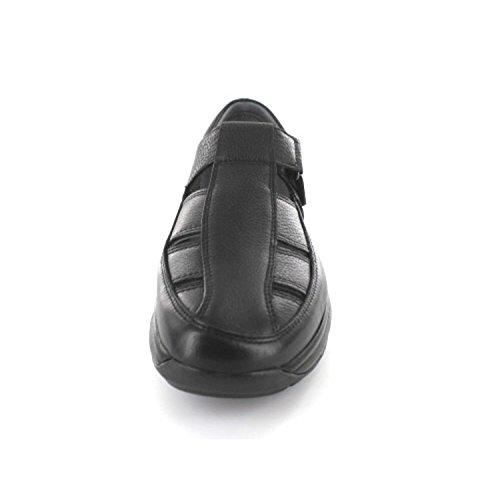 Sandalo Nero 092cas Di Joya Pescatore Nero