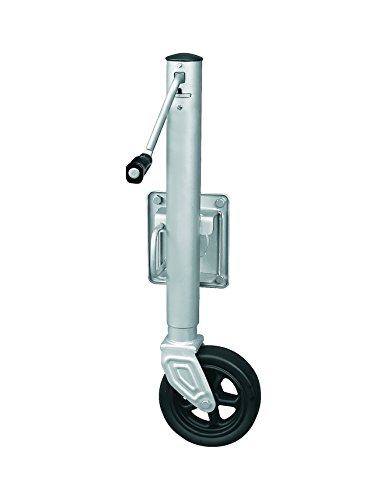 (SeaSense Mighty Wheel Swing-Up Trailer Jack with SeaCoat, 2500-Pound)