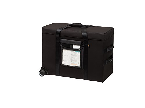 (Tenba Air Case for Eizo 27in Display with Wheels)
