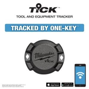 Milwaukee Accessory 48-21-2000 One-Key Tick Tool & Equipment Tracker