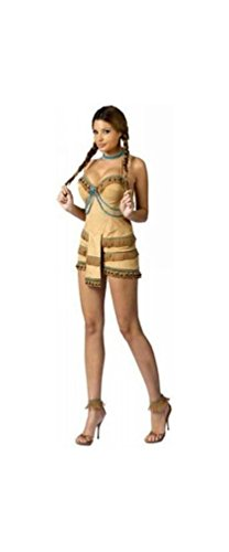 Sexy Native American Adult Costume - Medium/Large -