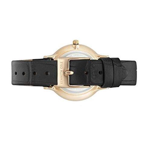 New Kc15057003Amazon Kenneth Damen Armbanduhr Cole York Leder Uhr qzMpVSU
