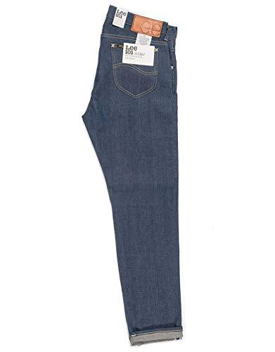 outlet boutique most popular factory price Lee 101 Rider Slim Fit L9662142-31: Amazon.es: Ropa y accesorios