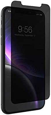 timeless design e23ec 66635 ZAGG InvisibleShield Glass+ Privacy Screen Protector for Apple – 3X Impact  Protection iPhone X / XS