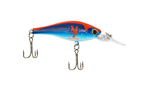Boelter MLB Minnow Crankbait Fishing Lure, Baltimore - Orange Fish Logo Sunglasses With