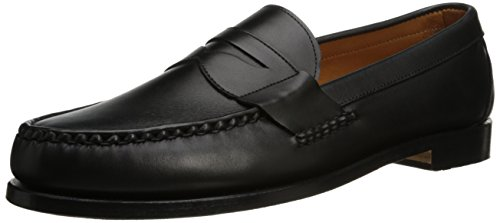 Allen Edmonds Men's Cavanaugh Penny Loafer, Black, 9 D US