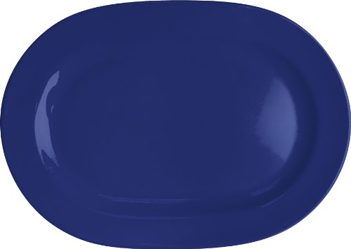 Waechtersbach Fun Factory Oval Platters, Royal Blue, for sale  Delivered anywhere in USA