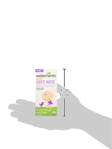 Wellements Organic Gripe Water for Tummy