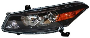 TYC 20-6882-00 Honda Accord Coupe Driver Side Headlight Assembly