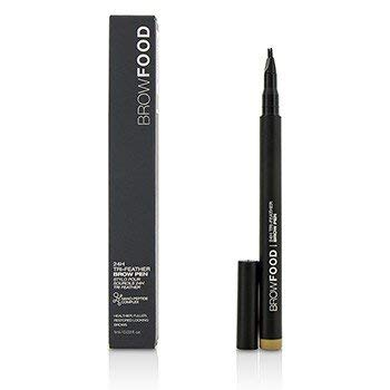 fac719a5a7f Buy LashFood BrowFood 24H Tri Feather Brow Pen (Dark Blonde) Online at Low  Prices in India - Amazon.in