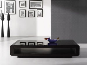 Cheap 12.5″ H x 27.5″ W x 47.25″ D Modern Coffee Table