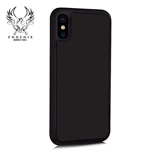 iPhone Xs Max Case, Anti-Gravity Phone Case for iPhone Xs Max Magic Sticks Anti Gravity Nano Suction Technology Protective Cover, Mirrors, Windows, Kitchen Cabinets, Non-Porous Surfaces