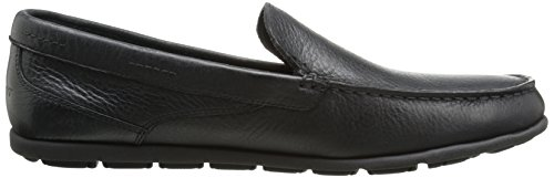 Rockport BL 3 Venetian, mocassini & slip-ons shoe Black smooth