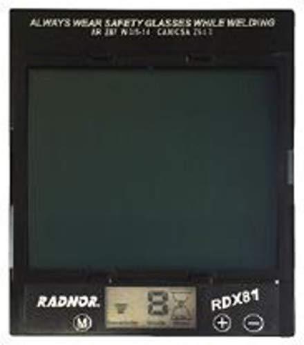 "Radnor 5 1/4"" X 4 1/2"" Variable Shade 5 - 14 Auto-Darkening"
