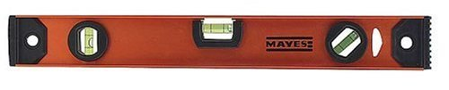 Great Neck 10112 24-Inch Economy Level with 3 Vials by Great Neck - Economy Level