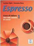 italian espresso 1 with cd - Espresso 1  (Italian Edition)