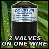 DOUBLER - 2 Valves on One Wire / Expand or Repair Your Irrigation System with Ease