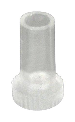 DSTCP-C-25MM - Dust Cap/Cover, Dust Cap, L-COM ST, SC & FC Type Fibre Optic Connectors, Plastic Body (DSTCP-C-25MM)