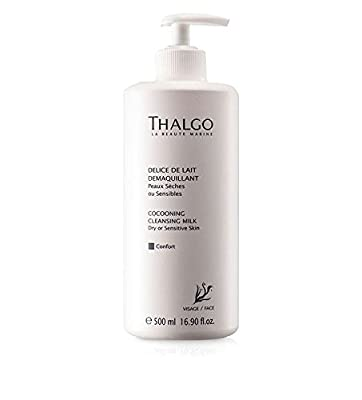 Thalgo Professional Cocooning Cleansing Milk, 16.9 Ounce