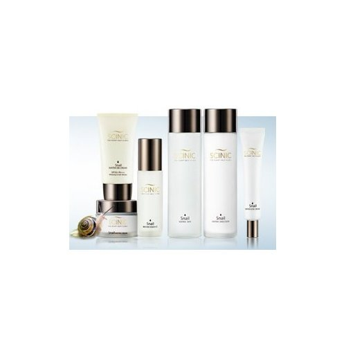 KOREAN COSMETICS, SCINIC _ Snails Matrix 6-piece set _ (S...