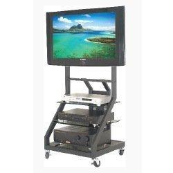 Prandini Mobili Hifi.Prandini 688 Supporti Tv Tipo Piedistallo Amazon It