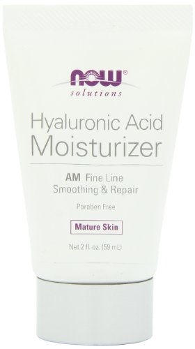 NOW Hyaluronic Acid Moisturizer, 2-Ounce