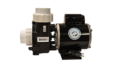 Dolphin Amp Master 7200S Type 2 Non-Abrasive Freshwater and Clean Marine Water Seal External Water Pump