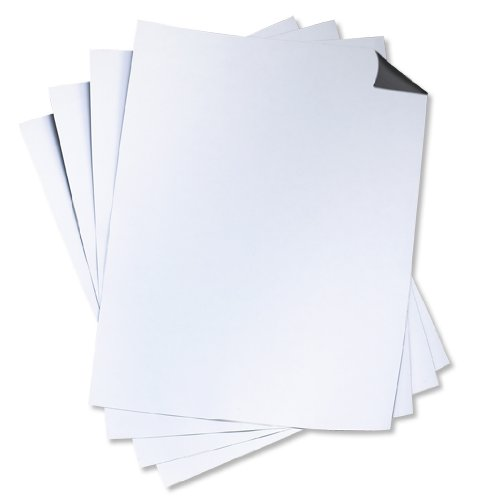 Duraco ® - Printable Magnet Sheets Adhesive Backed 8 1/2