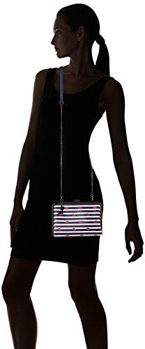 Bisou Epaule Porte navy Clutch Gris Sac Lollipops Femme Frame PqwYw5g