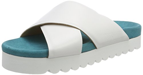 white Mules Multicolor Berlin Goat Mujer Para Liebeskind Lf182930 qR0fZxwt