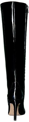Sam High Boot Olencia Women's Knee Edelman Black Patent rInUaHrq