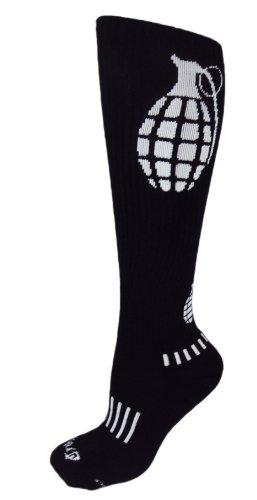 MOXY Socks THE Ultimate Grenade Knee-High Socks