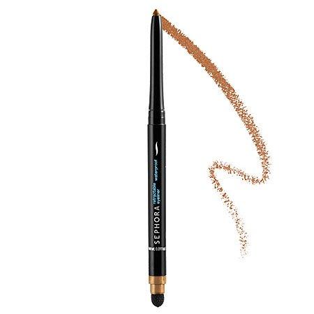 SEPHORA COLLECTION Retractable Waterproof Eyeliner 23 Shimmer Bronze